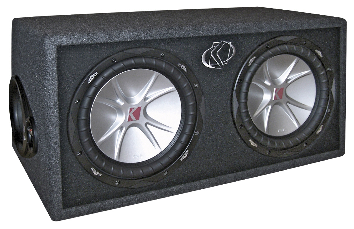 Kicker speakers 12 inch
