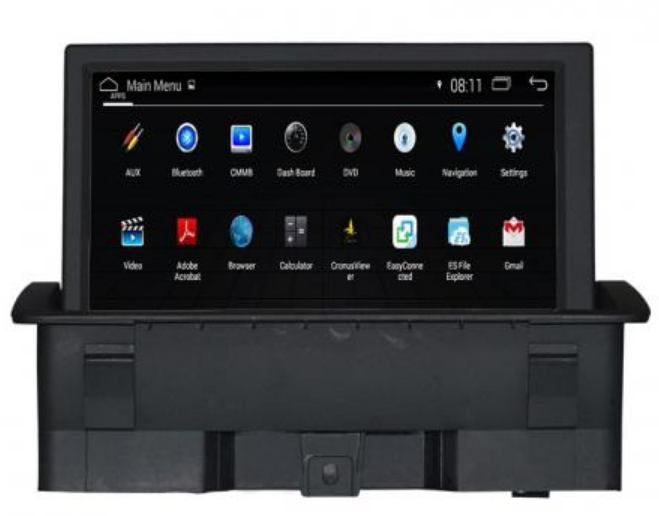 LM G290 GPS OEM ANDROID AUDI A1 mod11>15
