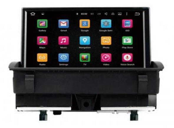 LM G292 GPS OEM ANDROID AUDI Q3 mod 11> ANDROID