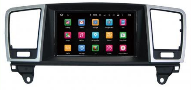LM G501 GPS OEM ANDROID 7.1 ML 2012> /GL GPS/USB/SD