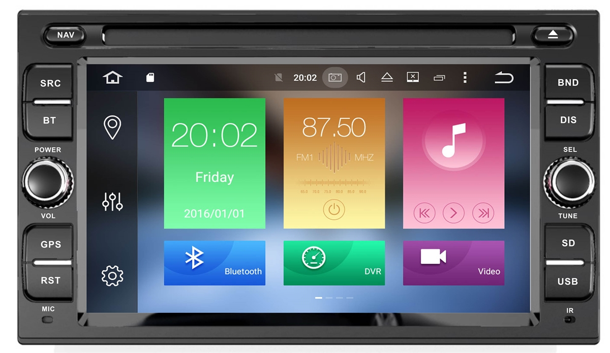 LM J001 GPS OEM NISSAN ANDROID8- 8core-GPS/DVD/BT/U