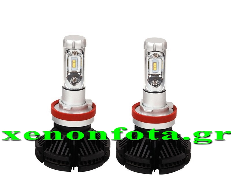 X3 H11 50W 6000LM ZES(Philips) LED
