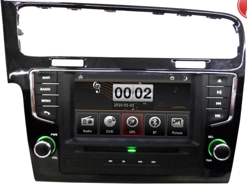 LM 5257 GPS VW GOLF 7